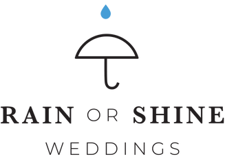 Rain Or Shine Weddings
